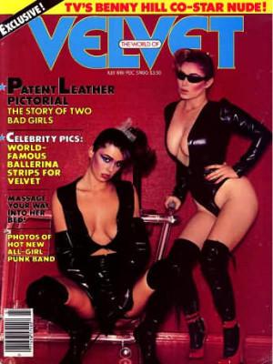 Velvet - July 1981