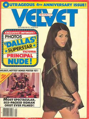 Velvet - September 1981