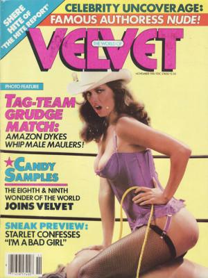 Velvet - November 1981