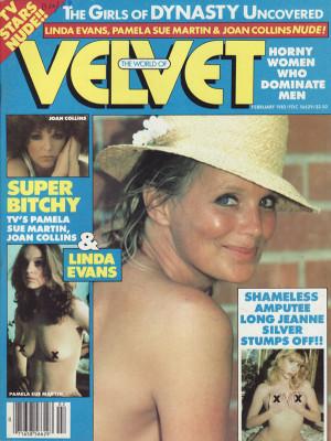 Velvet - February 1982