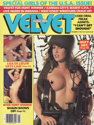 Velvet - March 1982