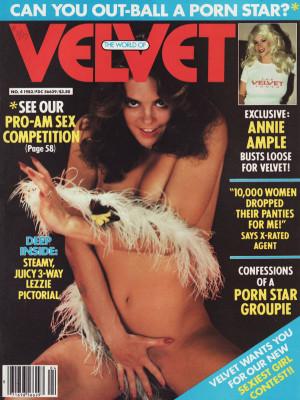 Velvet - April 1982