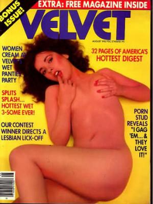 Velvet - August 1982
