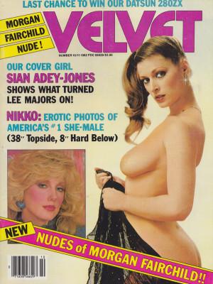 Velvet - October/November 1982