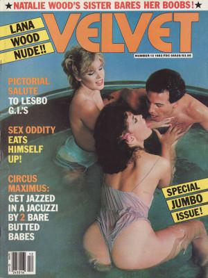 Velvet - December 1982