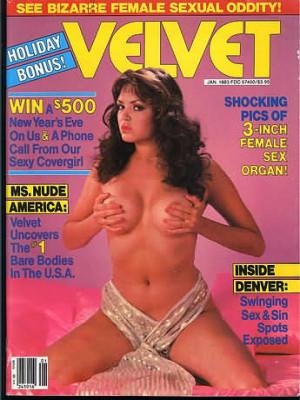 Velvet - January 1983