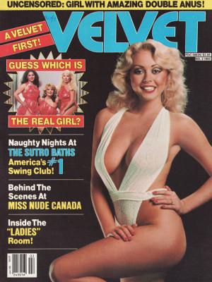 Velvet - February 1983