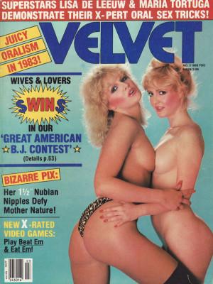 Velvet - March 1983