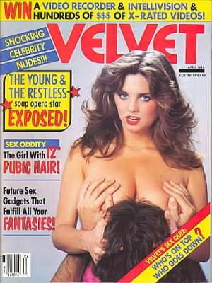 Velvet - April 1983