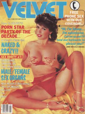 Velvet - May 1983
