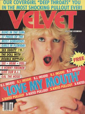 Velvet - July 1983