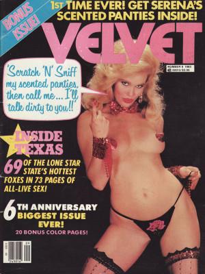 Velvet - September 1983