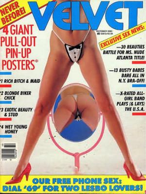 Velvet - October 1983