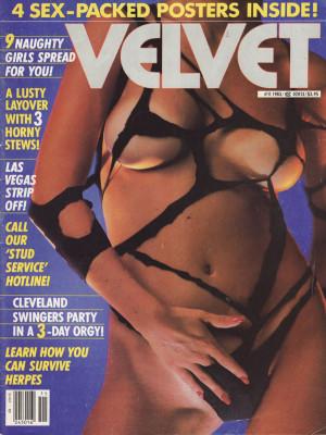 Velvet - November 1983