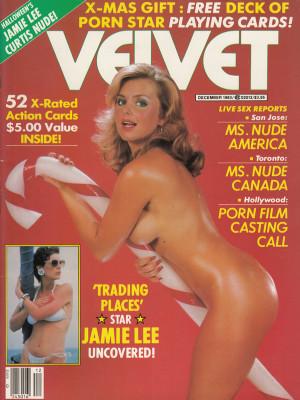 Velvet - December 1983