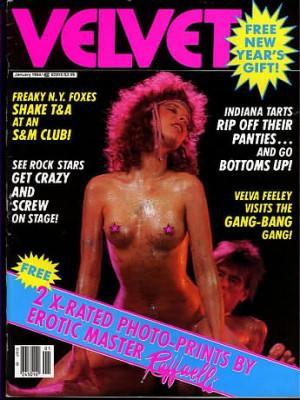 Velvet - January 1984