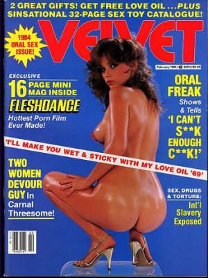 Velvet - February 1984