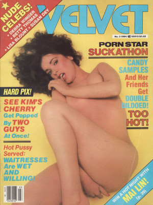 Velvet - March 1984