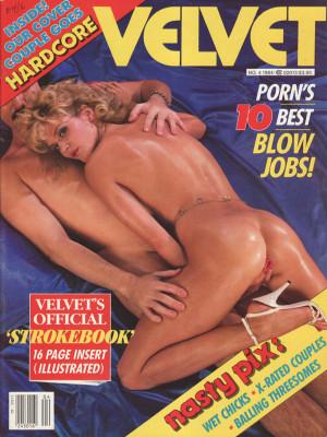 Velvet - April 1984
