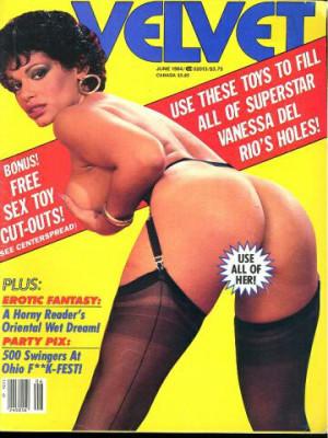 Velvet - June 1984