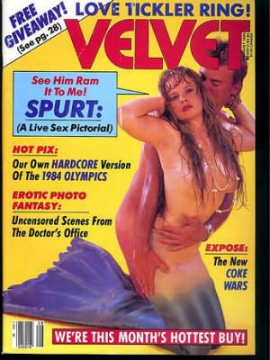 Velvet - August 1984