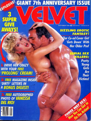 Velvet - September 1984