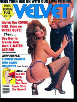 Velvet - October 1984