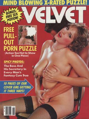Velvet - November 1984