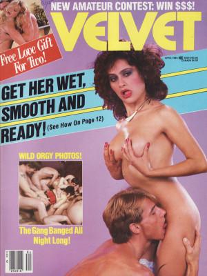 Velvet - April 1985