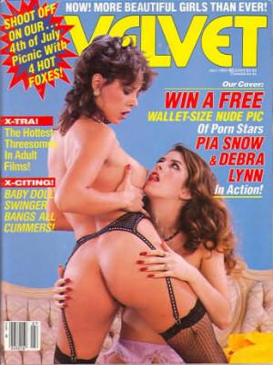 Velvet - July 1985