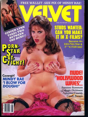 Velvet - August 1985