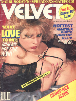 Velvet - January 1986