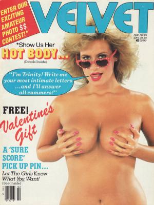 Velvet - February 1986
