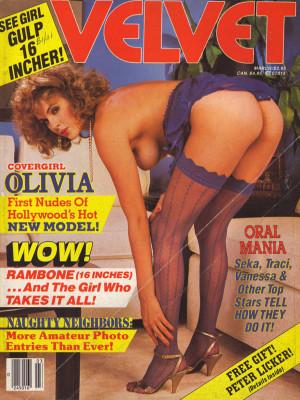 Velvet - March 1986