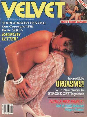 Velvet - April 1986