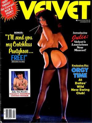 Velvet - July 1986