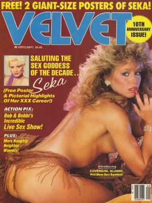 Velvet - September 1986