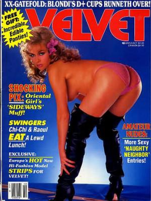 Velvet - October 1986