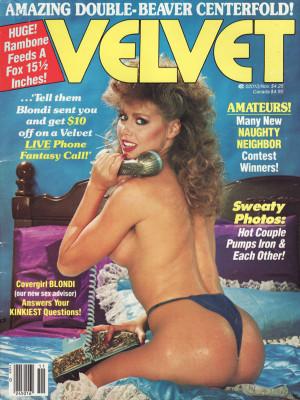 Velvet - November 1986