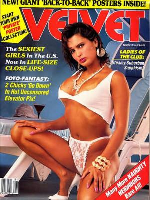 Velvet - January 1987