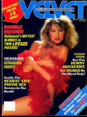 Velvet - February 1987