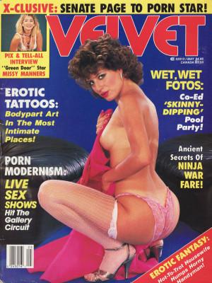 Velvet - May 1987