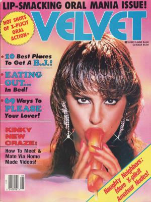 Velvet - June 1987