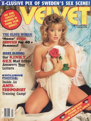 Velvet - July 1987