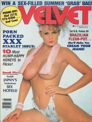 Velvet - August 1987