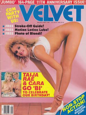 Velvet - September 1987