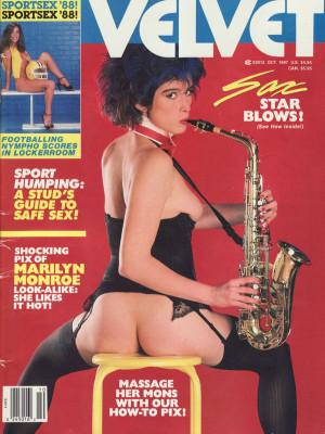 Velvet - October 1987
