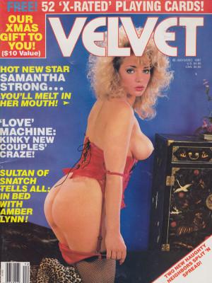 Velvet - December 1987