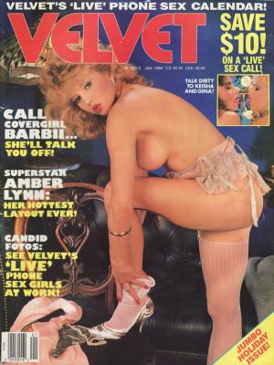Velvet - January 1988