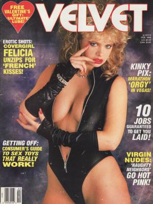 Velvet - February 1988